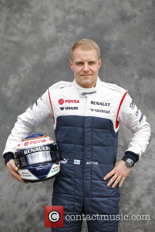 Formula One, Valtteri Bottas, Finland and Williams Renault Fw35 11