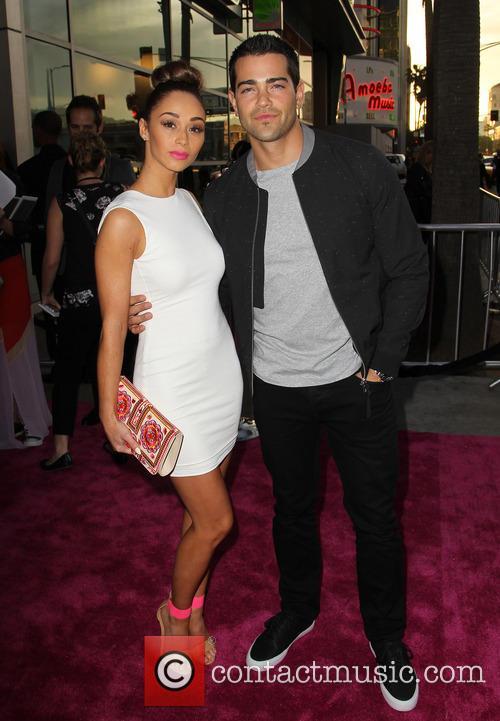 Cara Santana and Jesse Metcalfe 7