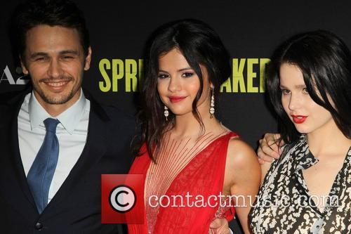 James Franco, Selena Gomez and Rachel Korine 3