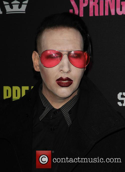 Marilyn Manson, THE ARCLIGHT CINERAMA DOME