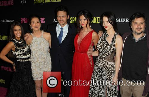 Spring Breakers Cast, Archlight Hollywood