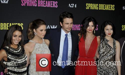 Vanessa Hudgens, Ashley Benson, James Franco, Selena Gomez, Rachel Korine