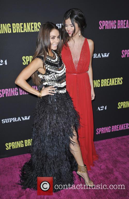 Vanessa Hudgens and Selena Gomez 1
