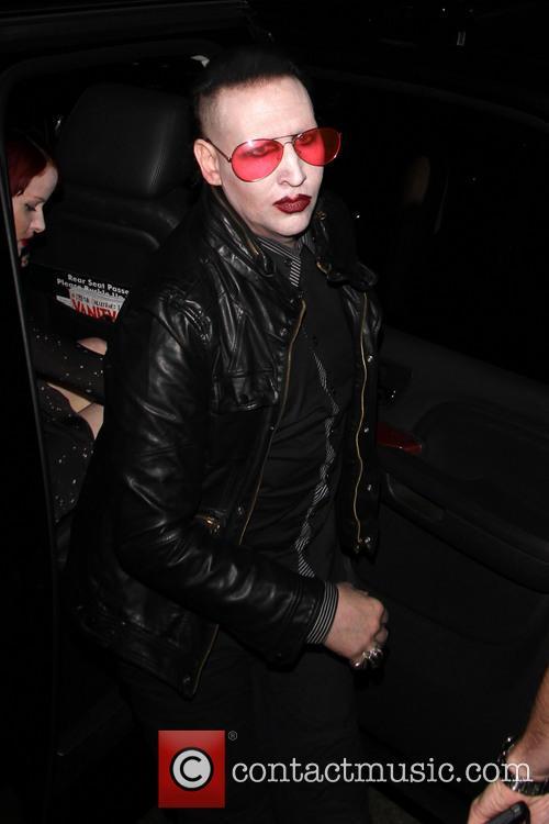 Marilyn Manson 1