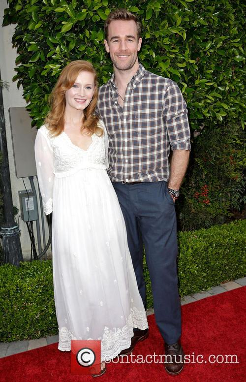 Kimberly Van Der Beek and James Van Der Beek 4