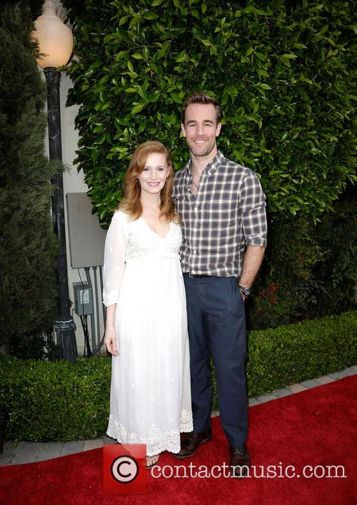 Kimberly Van Der Beek and James Van Der Beek 8
