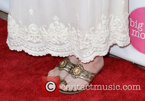 Kimberly Van Der Beek (shoe Detail) 1