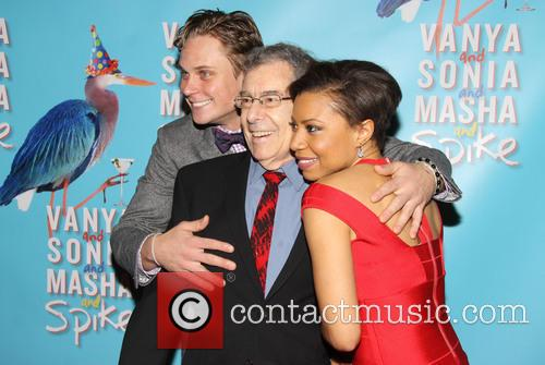 Billy Magnussen, Nicholas Martin and Shalita Grant 6
