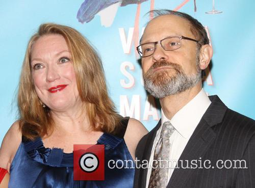 Kristine Nielsen and David Hyde Pierce 2