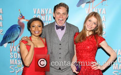 Shalita Grant, Billy Magnussen and Genevieve Angelson 2