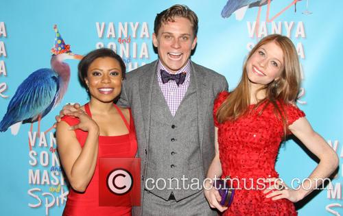 Shalita Grant, Billy Magnussen and Genevieve Angelson 3