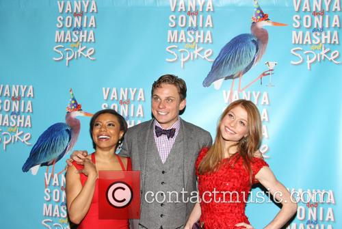 Shalita Grant, Billy Magnussen and Genevieve Angelson 1