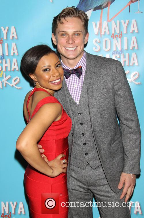 Shalita Grant and Billy Magnussen 5
