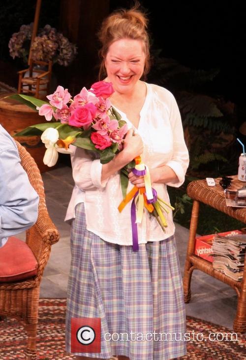 Broadway premiere of VANYA AND SONIA AND MASHA...