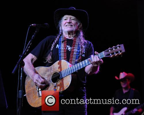 Willie Nelson performs live