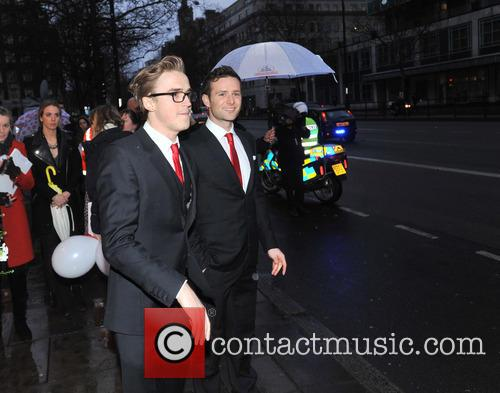 Tom Fletcher and Harry Judd 7