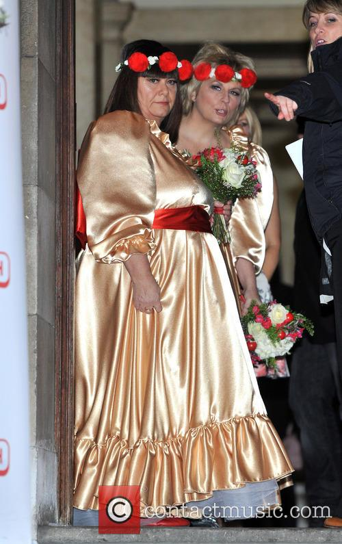 Dawn French and Jennifer Saunders 2