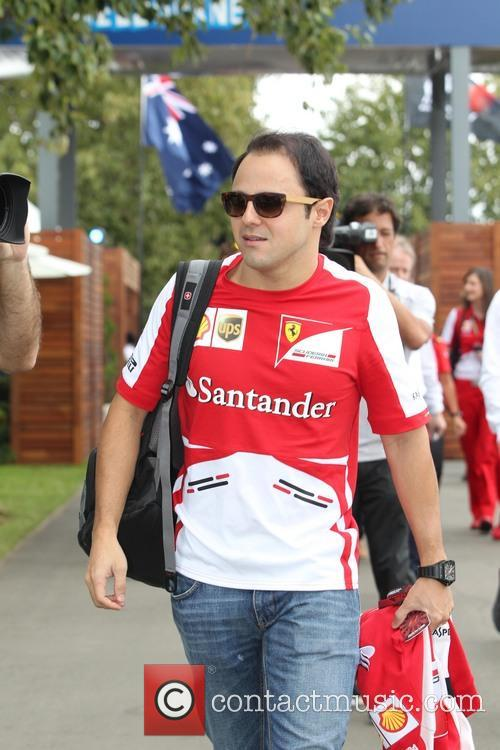 Felipe Massa, Brazil and Ferrari F138 2