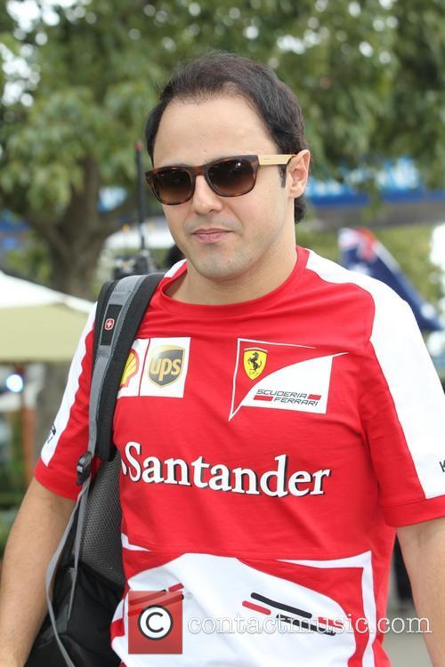 Felipe Massa, Brazil and Ferrari F138 1