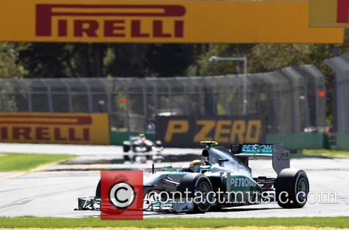 Lewis Hamilton, Uk and Mercedes W04  - 2