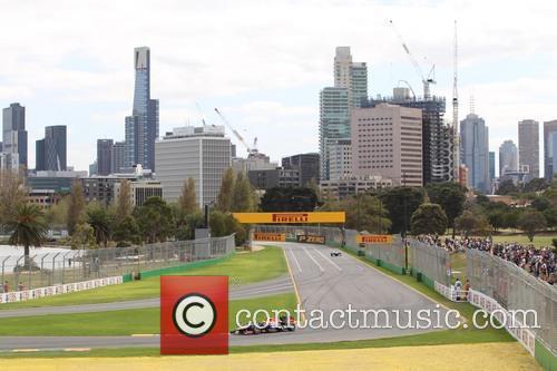 Mark Webber and Australia -  Team Red Bull-renault Rb9 F1 Car - 2