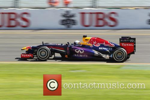 Formula One, Sebastian Vettel, Germany and Red Bull-renault Rb9 3