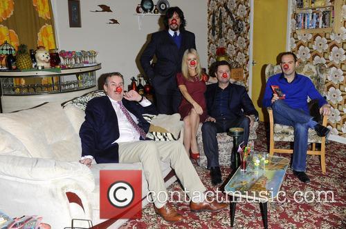 George Clarke, Melinda Messenger, Laurence Llewelyn-bowen, John Challis and Martin Lewis 2