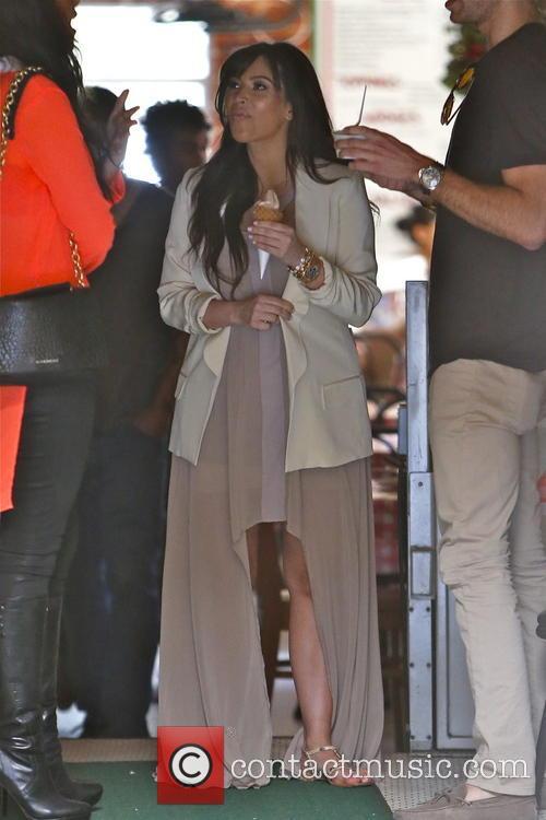 Kim Kardashian, La Scala