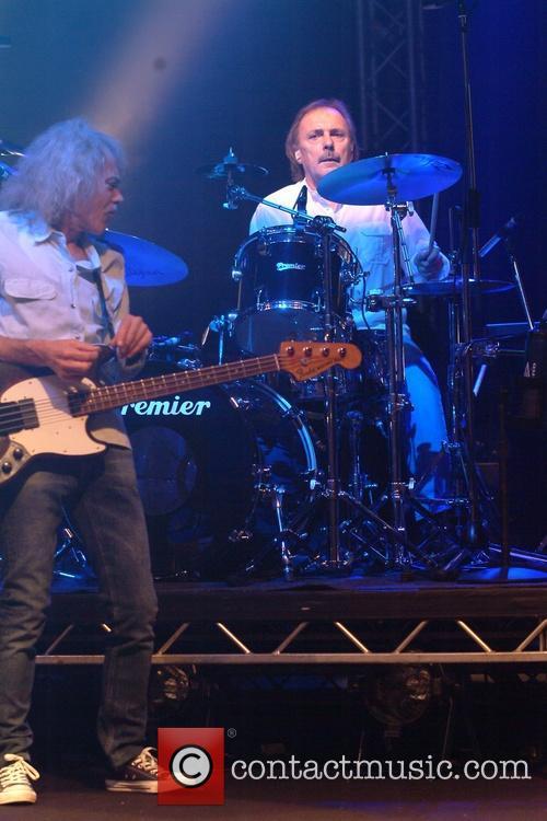 Status Quo, Alan Lancaster and John Coghlan 4
