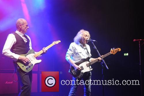 Status Quo, Francis Rossie and Alan Lancaster 3