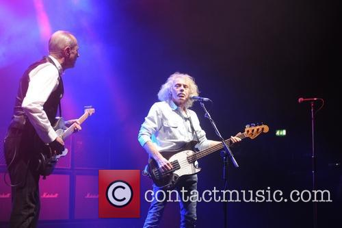 Status Quo, Francis Rossie and Alan Lancaster 1