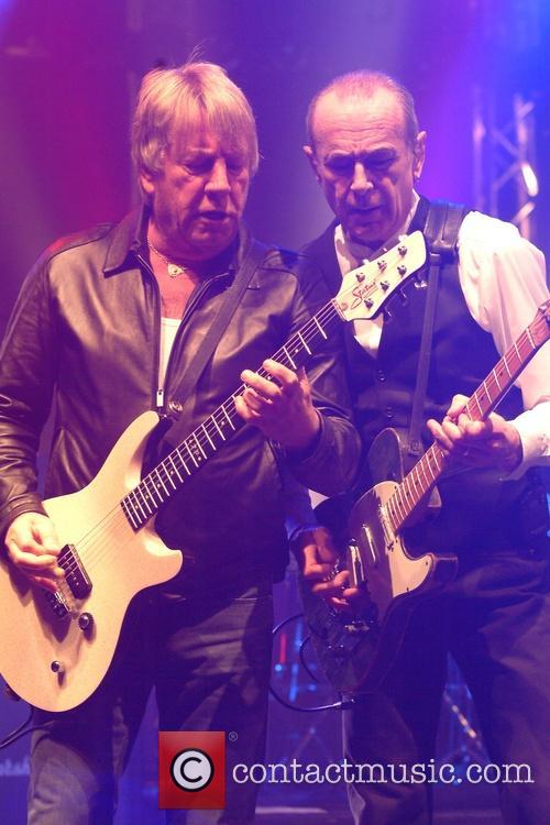 Status Quo at the Hammersmith Apollo