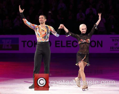 Aliona Savchenko and Robin Szolkowy 8