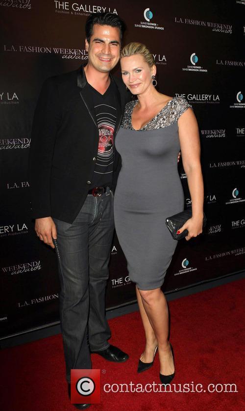 Rocco Leo Gaglioti and Natasha Henstridge 4