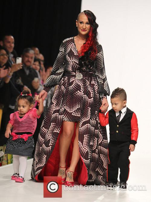 LA Fashion Weekend Fall/Winter 2013 featuring Ermelinda Designs...
