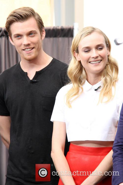 Jake Abel and Diane Kruger 4