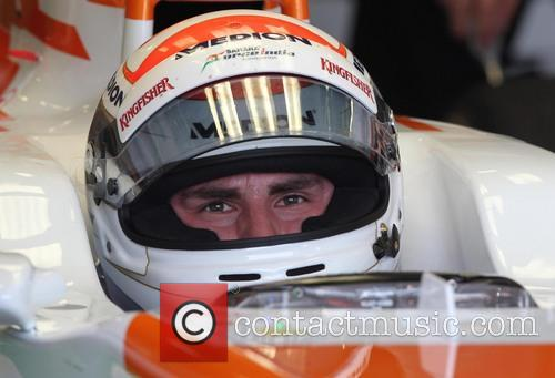 Formula One and Adrian Sutil 7