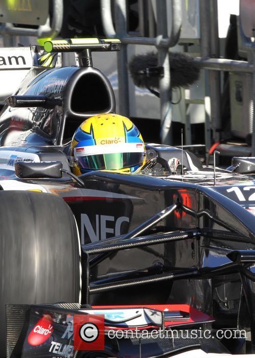 Formula One and Esteban Gutierrez 8