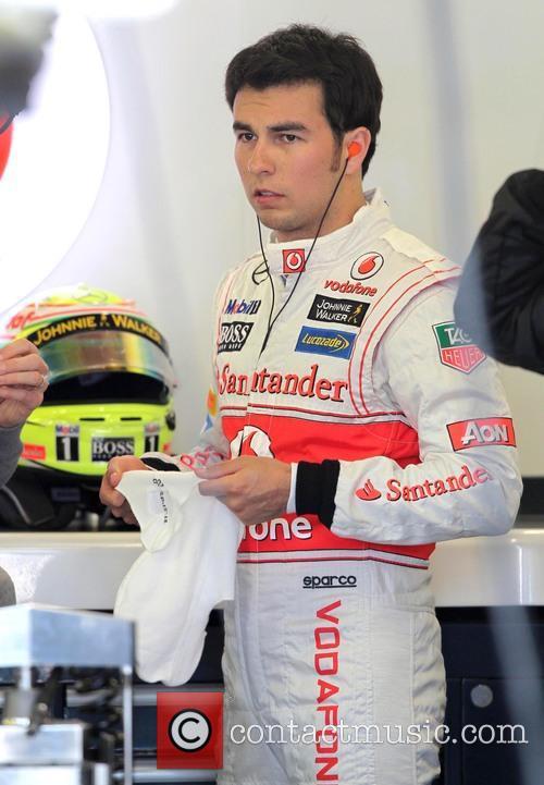 Formula One and Sergio Perez 3