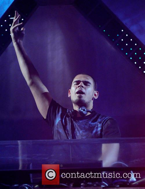 Afrojack at Ultra Music Festival, Miami