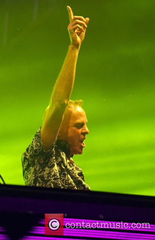 Fatboy Slim, Miami Beach Florida, Ultra Music Festival
