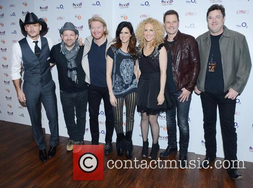 Tim Mcgraw, Little Big Town and Vince Gill