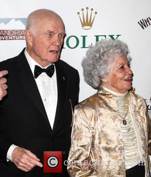 John Glenn and Annie Glenn 2