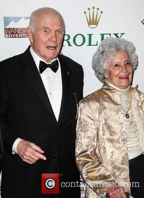 John Glenn and Annie Glenn 5