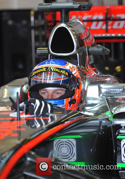Jenson Button and Formula One 1
