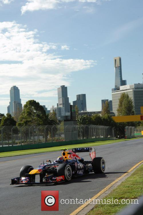 Mark Webber and Formula One 5