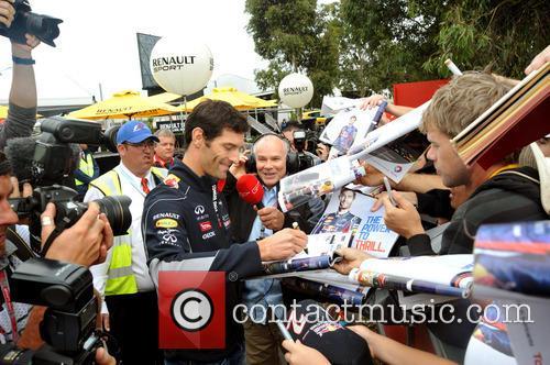 Mark Webber and Formula One 3