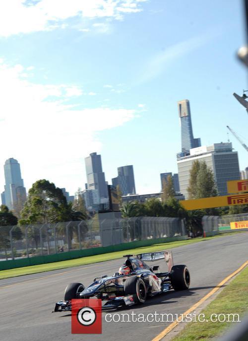Nico and Formula One 4