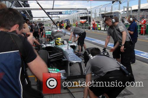 Nico and Formula One 1