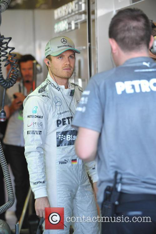 Nico and Formula One 3